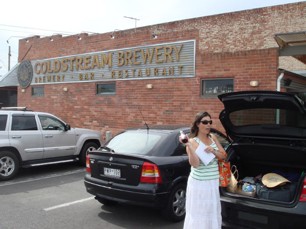 Colstream Brewery