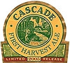 Cascade First Harvest Ale 2002