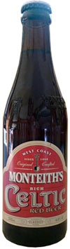 Monteith's Dry Kilned Celtic Red Beer
