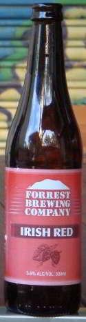 Forrest Irish Red