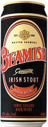 Beamish Irish Stout (draught can)