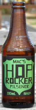 Mac's Hop Rocker Pilsner