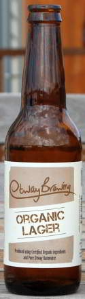 Otway Organic Lager