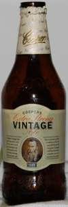 Coopers Vintage Ale 2009